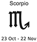 June 2013 Monthly Horoscope -- Scorpio
