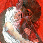 The Lovers Card -- Mary El Tarot