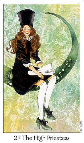 dreaming-way-high-priestess